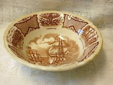 "FRED MEAKIN FOUR WINDS 9"" SERVING BOWL"