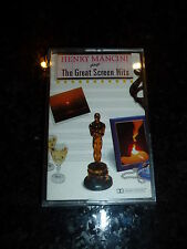 HENRY MANCINI - Plays The Great Screen Hits - 1985 UK 14-track Cassette