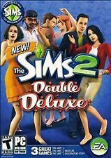 The Sims 2 Double Deluxe [UK]