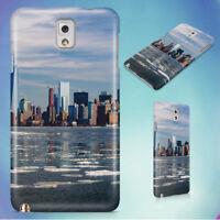 CITY SKYLINE NEW YORK SKYSCRAPERS HARD CASE FOR SAMSUNG GALAXY PHONES