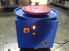 varying 3 speed potters wheel for professional ceramic work Heavy duty machine