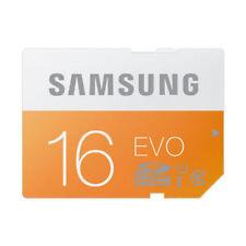 Samsung C10 16GB U1 Ultra Memory SD SDHC Card w/ Card Reader