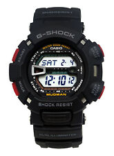 Casio G9000-1V G-Shock Mudman Digital Grey Dial Black Resin Band Sport Watch New
