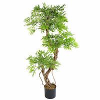140cm Realistic Artificial Japanese Fruticosa Tree Ficus Tree LEAF-7171