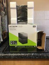 Western Digital My Book Duo Two-Bay USB 3.0 Type-C RAID Enclosure