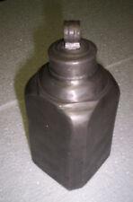 Antik, Zinn, Flasche, Schraubflasche, Geschenk, Sammler, Antiquitäten, Zinn,