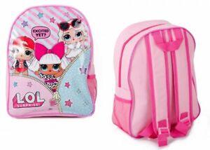 New Children Kids Backpack School Bag Rucksack Kindergarten Boys Girls