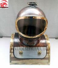 "Vasco Diving Helmet Fisheries Deep Sea Diving Helmet Replica- Size 18"" VH-290054"