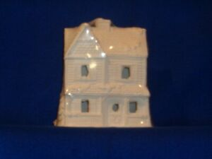 California Creations SE154 COUNTRY HOUSE christmas village SEALED