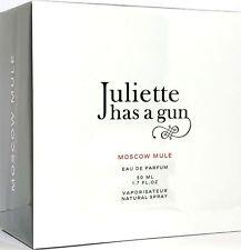 JULIETTE HAS A GUN MOSCOW MULE Eau De Parfum Spray 1.7 Oz / 50 ml BRAND NEW !!!
