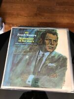Mint- Frank Sinatra September Of My Years Reprise Records  LP