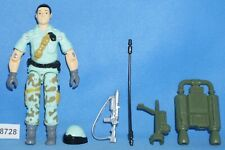 "BLACK MAJOR CUSTOM DECO STARDUSTER with Accessories G.I. Joe 3.75"" Figure"