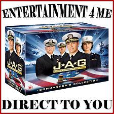 JAG - COMPLETE SEASONS 1 2 3 4 5 6 7 8 9 & 10 **BRAND NEW DVD BOXSET*
