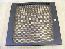 MESH DOOR, RACK CABINET, 10U Part No. R8460-10 By PENN ELCOM  (JP2027 D2)