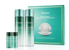 New JM solution Marine Luminous Pearl Deep Moisture Skin Care Set 4items KBeauty
