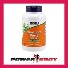 NOW Foods - Hawthorn Berry, 540mg - 100 vcaps