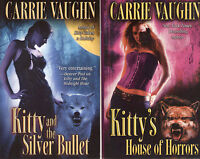 Complete Set Series - Lot of 15 Kitty Norville books by Carrie Vaughn Paranormal