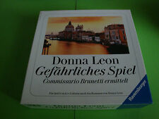 Donna leon-juego peligroso (siciliano Brunetti determina)