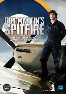 RAF DVD Guy Martin's Spitfire channel 4 documentary Royal Air Forces Association