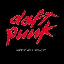 Musique Vol.1 1993 - 2005 - Daft Punk - CD