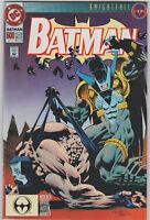 BATMAN Comic Book #500 Deluxe Edition DC Comics 1993