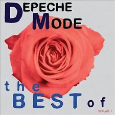 The Best Of, Vol. 1 by Depeche Mode (CD, Aug-2013, 2 Discs, Sony Music)