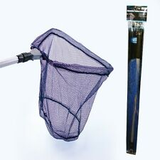 Aluminium Extendable Telescopic Folding 2M Fishing Landing / Keep Net RY229