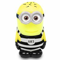 DESPICABLE ME MINIONS TOM ILLUMI-MATE COLOUR CHANGING LIGHT, STAYS COOL TO TOUCH