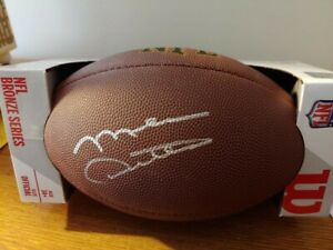 Mike Ditka Signed Autographed Football PSA/DNA COA Chicago Bears NFL