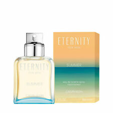 Calvin Klein - Eternity for Men Summer Eau de Toilette Spray 100ml - New Launch