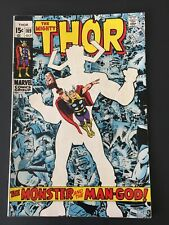 Mighty Thor #169/1969/Lee+Kirby/Marvel