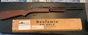 Model 312 Benjamin Air .22 Pellet Rifle Read