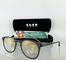 c6f17d42953 Brand Authentic Garrett Leight Sunglasses Kinney MGCR Photo Grey Frame 49mm