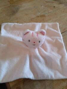 Boots mini club pink comfort blanket baby soother