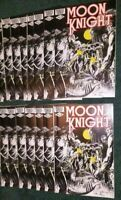 MOON KNIGHT #21 NM High Grade - Brother Voodoo appearance Sienkiewicz art MARVEL