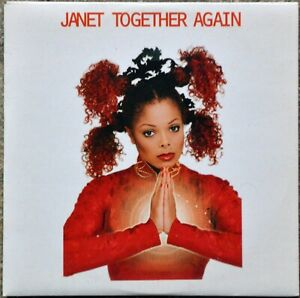 CD single Janet Jackson - Together again