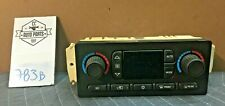 03-04 Chevy Gmc Envoy Trailblazer Climate Control A/C Heat Tested (Fits: More than one vehicle)