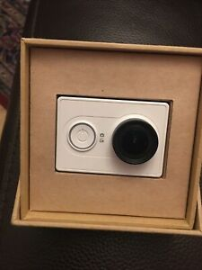 Xiaomi yi action camera 1080p White 16.0MP