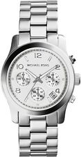 NEW Michael Kors Sport Runway Chronograph MK5076 Wrist Watch Ladies Womens BNIB