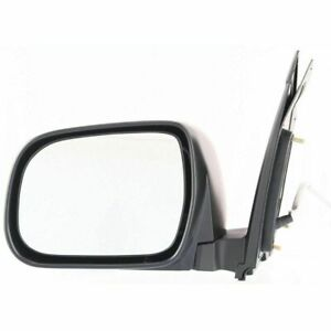 P.FOR 2004 - 2010 TY SIENNA POWER HEATED MIRROR MANUAL FOLD LEFT DRIVER SIDE