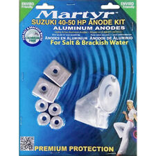 Anode Kit Suzuki 40-50 Horse Power Outboard Martyr Aluminium Salt Water New