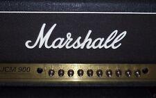 MARSHALL JCM900 DUAL REVERB 4100 * EL34