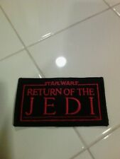 Star Wars Return of the Jedi Patch
