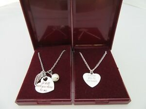 INFANT/BABY LOSS BEREAVEMENT I CARRY YOU - I STILL NEED YOU CLOSE PENDANT