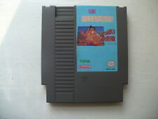 NTSC NES Sumo Wrestling 2 player game cart game reproduction English