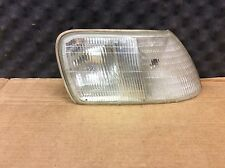 RARE. 1986 - 91 Mercury Sable RH passenger park light side marker light Used OEM