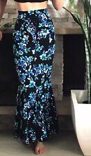 ❤️❤️ Women's MINKPINK Brand BNWT Sz XS Floral Maxi Skirt High Waist RRP $89.95❤️