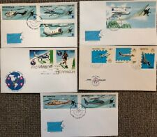 Nicaragua covers with plane interest