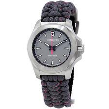 Victorinox I.N.O.X. V Grey Dial Ladies Watch 241771