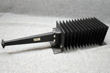 SPECIALTY MICROWAVE WAVEGUIDE KU BAND 3 KW DUMMY LOAD P/N DL75-3KW-2, WR75